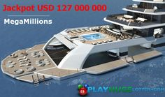 What would you do with $127 million Dollars. It could be yours - if you play tonight's MegaMillions jackpot at http://ads.playukinternet.com/tracking.php/text/3113/12626/3368003/1