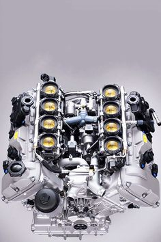 BMW S65 B40 engine (#FTA)