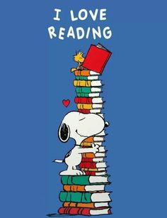 I Love Reading, It's Great!!!
