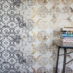 Repeat- Mixture of contemporary and traditional patterns