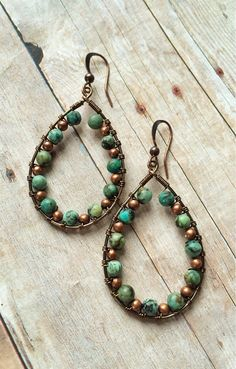 Hey, I found this really awesome Etsy listing at https://www.etsy.com/listing/112758274/turquoise-wire-wrapped-hammered-copper