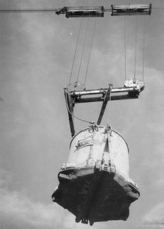 Hoover Dam build photos reveal the wonder of human invention