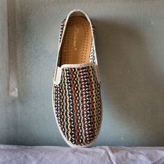 Rivieras Lord Zelco Woven Espadrilles