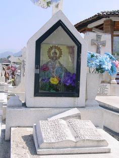 Cemetery in Puerto Vallarta, Mexico