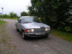 Mercedes-Benz E-Klasse 2,3 1981, 165 000 km, kr 45 000,-