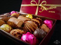 Caja roja de Peñalba. Un regalo elegante. Síguenos en Facebook http://xurl.es/9sjb7