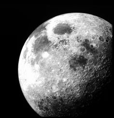 Nasa - the Moon