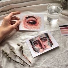 Ideas For Gcse Art Sketchbook Fashion Textile Artists How To Draw Tumblr, Fanart Kpop, Gcse Art Sketchbook, Guache, A Level Art, Art Hoe, Textile Artists, Aesthetic Art, Aesthetic Painting