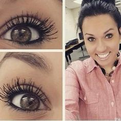 Have you tired the magic 3d fiber lash mascara yet?!?!  Younique Products = Happiness