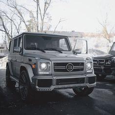 DRIVING BENZES — Brabus G 850 -Mercedes-Benz G 65 AMG (Instagram...