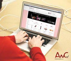 Desenvolvimento de site para o cliente: Linda e Maquiada