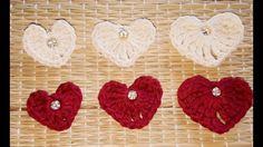 Crochet Earrings, Jewelry, Crochet Hearts, Flowers, Bijoux, Jewlery, Jewels, Jewelery, Jewerly