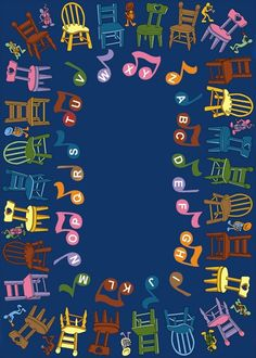 1000 Images About Classroom Music Rugs On Pinterest