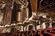 Brooklyn's Decayed Loew's Kings Theater