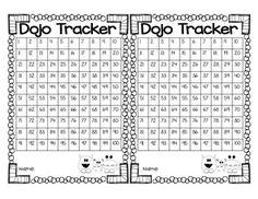 CLASS DOJO POINT TRACKER FREEBIE! - TeachersPayTeachers.com Kindergarten Classroom Management, 3rd Grade Classroom, School Classroom, Classroom Ideas, Classroom Activities, Behavior Plans, Behavior Charts, Classe Dojo, Class Dojo Rewards