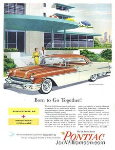 1956 Pontiac Star Chief Four Door Catalina