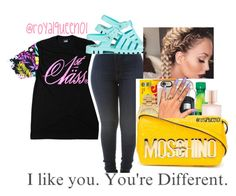 """""""1st class💅°"""" by royalqueen01 ❤ liked on Polyvore featuring JuJu and OPI"""