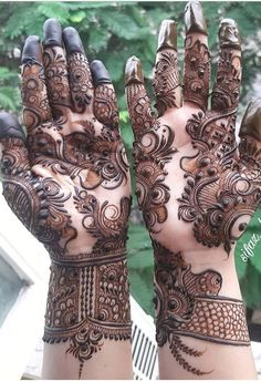Arabian Mehndi Design, Khafif Mehndi Design, Mehndi Designs Feet, Full Hand Mehndi Designs, Henna Art Designs, Mehndi Designs 2018, Stylish Mehndi Designs, Mehndi Designs For Beginners, Mehndi Designs For Girls