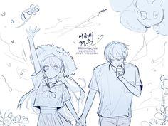 (2) #트레이스 - Twitter 搜索 / Twitter Best Friend Poses, Drawing Body Poses, Anime Poses Reference, Friend Anime, Anime Drawings Sketches, Sketch Poses, Drawings Of Friends, Poses References, Art Poses