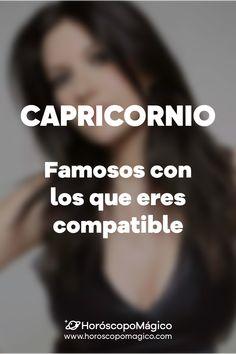 Aries, ¿quieres saber con qué famosos serías compatible como pareja? Haz clic encima de la imagen y déjate sorprender ¡Te encantará! #horoscopo #zodiaco #prediccionhoy