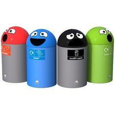 Recycling bins | Claremont Office Interiors                                                                                                                            More