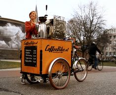 Christiania - Catering, Coffee Bike in Arnhem -
