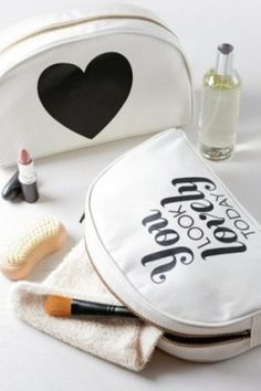 Back to school: Beauty Bag essentials. plus Zoella tips