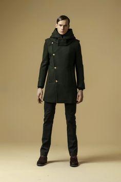 Пальто мужское Rui Liang kl8801