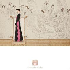 Li Bingbing Ancient Chinese Clothing