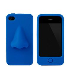 Price:$10.00  3d Blue Cool Nose Soft Cover Case for Iphone 4/4s: Cell Phones & Accessories