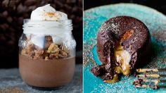 Fire sjokoladedesserter med en ny vri