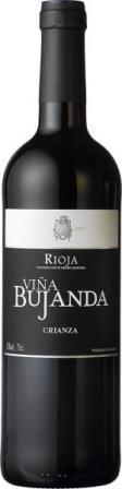 90 point i Wine Advocate til Rioja Crianza 2010 fra Viña Bujanda - Rioja, Spanien #Rødvin #Tempranillo #Rioja