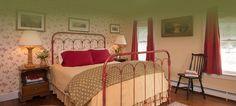 Sumac Room Perfect for Relaxing Weekend Getaways in Hudson Valley