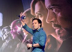 Sebastian Stan Photos - Photo Call for Captain America in Singapore - Zimbio
