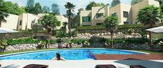 CALA VINYES HILLS, NEW PROPERTIES FOR SALE IN CALA VINYES, CALVIA, MALLORCA The new Cala Vinyes Hills residential complex is a modern gated community with spacious 3 bedroom properties and duplexes with private terraces, swimming pool, gardens and private parking spaces.