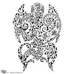 TATTOO TRIBES: Tattoo of Honu, Aumakua tattoo,honu turtle tortue tortuga tattoo - royaty-free tribal tattoos with meaning Tribal Tattoos With Meaning, Filipino Tribal Tattoos, Samoan Tattoo, Tattoo Maori, Polynesian Tattoos, Couple Tattoos, Leg Tattoos, Tattoos For Guys, Tatoos
