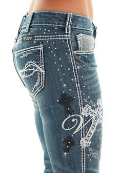 """Cowgirl Tuff"" Unbelievable Jean  Now available for Pre-Order @ www.sierrawesternwear.com"