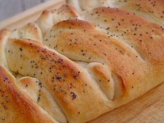 Braided Sandwhich Bread