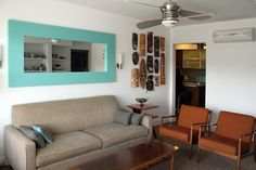 Kristen and Mike's Mid-Century Oasis