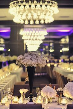 "From the Bride... ""The Thompson Toronto was an exciting option because it's stylish, modern, and sleek."" (Image by barebonephoto)"