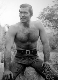 Clint Walker, he would have made the perfect batman