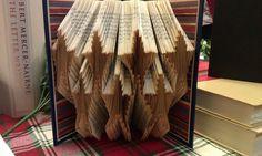 "Folded Book Art ""5 Stars"" - Made to Order. $15.00, via Etsy."
