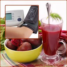 Beets & Other Foods That Can Naturally Lower Blood Pressure !