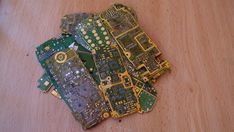 Recuperacion de oro y plata de chatarra electronica.: Como extraer oro de…