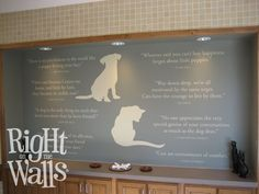 Wall Decals Decorate Your Animal Hospital or Veterinarian Office! | Right On The Walls