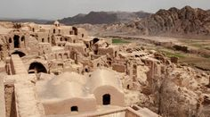 The 4,000-Year-Old Abandoned Mud-Brick Town of Kharanaq, Iran: A Photographic Look