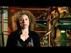 Doctor Who Confidential 6x07 - A Good Man Goes To War (part 4) **lol, Alex and her secrets that she has to keep...