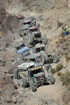 King of the Hammers Race 2012 and I will be there again this year!!