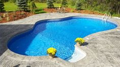 I want a pool....