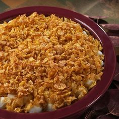 Sweet Potato Bake With Cracklin' Oat Bran